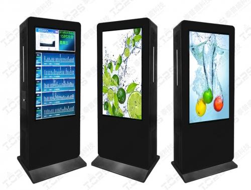 什么是户外LCD液晶广告机   怎么安装检查?