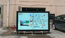 推荐广告机拼接屏的降温散热都有哪些办法呢?