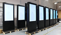 关于户外广告机生产技术必备条件?