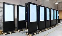 推荐广告机厂家讲解显现器的系统控制方法?