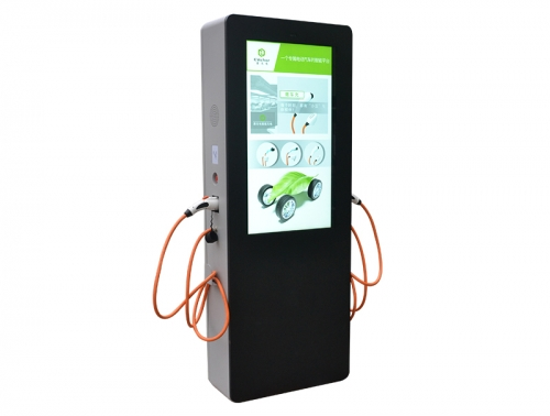 充电桩广告机