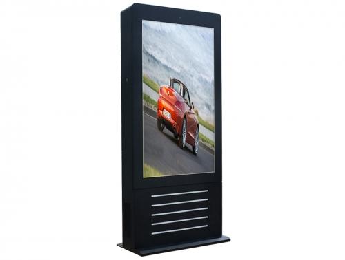 空调户外广告机